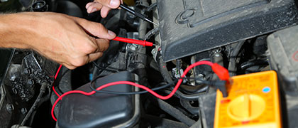 image of electrical auto repair winter park florida
